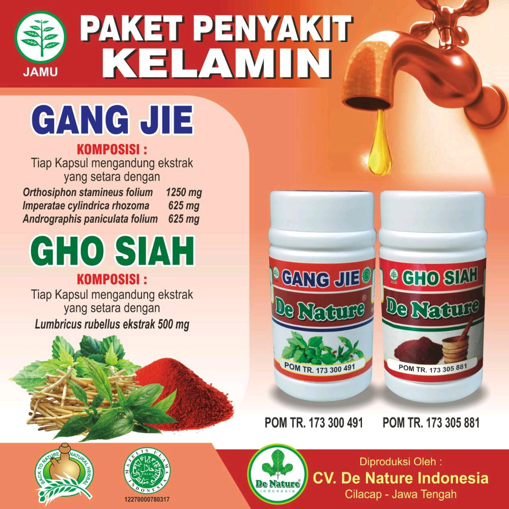 Category: OBAT GONORE